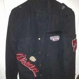 Unique Jacket w/Emblems